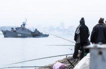 Киев нашел способ отомстить российским морякам за Крым