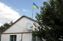 Вывесившего украинский флаг крымчанина осудили на 4 года колонии