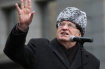 «За Донбасс ответишь!»: Жириновский пообещал расстрелять украинского политолога