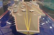 Новый авианосец России не по карману: нет госконтракта