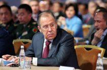 «Русские манеры» Лаврова: глава МИД посоветовал швейцарскому журналисту «убираться»