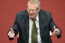 Жириновский: в ЛДПР не могут выпивать, курить и домогаться женщин