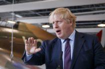 Джонсон назвал ответные меры Москвы бесполезными