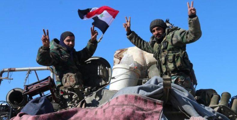 Действия русских в Сирии довели турок до паники