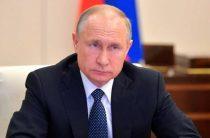 Путин говорил с россиянами словами имперских времен
