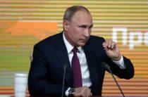 Time впервые за пятилетие не включил Путина в список влиятельнейших людей