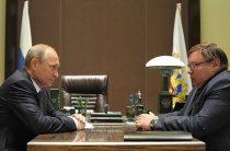 Путин снял с должности губернатора Ивановской области