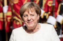 Меркель отдохнула в Грузии