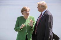 Трамп не простит: Меркель ждет расплаты за «Северный поток – 2»