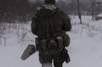 Украинские военнослужащие захватили село в нейтральной зоне