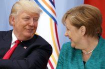 Меркель и Трамп срочно созвонились после заявления Путина о российском супероружии