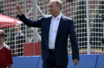 Путин посочувствовал поражению сборной Германии на ЧМ-2018