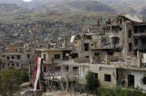 Эксперты: за химическими атаками в Сирии стоят боевики