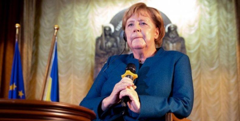 Меркель разочаровала Киев в вопросе «Северного потока — 2»