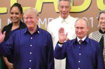 Песков опроверг разговор Путина и Трампа о красоте российских проституток