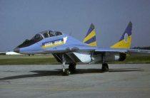 В России предупредили Украину о рисках модернизации самолетов МиГ-29