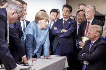 СМИ рассказали, как Трамп хамил мировым лидерам на саммите G7
