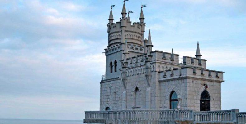 Взбесившихся из-за крымской земли европейцев осадили