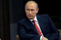 Владимир Путин провёл рабочую встречу
