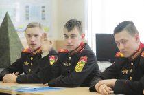 «МК» побывал в гостях у воспитанников Московского суворовского училища