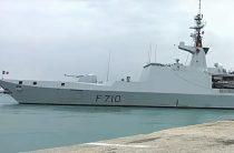 Российские военные засекли французский «фрегат-невидимку» в Черном море