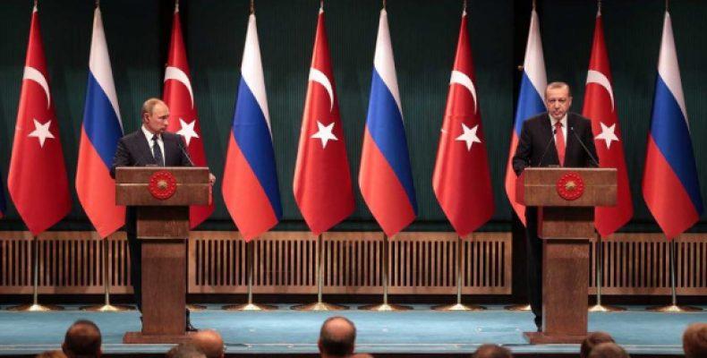Кремль подготовил ответ Турции по Сирии