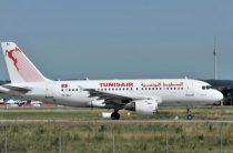 Сообщение о бомбе: службы безопасности проверили воздушное судно авиакомпании Tunisair