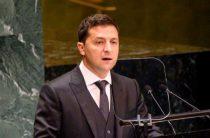 «На троечку»: украинцы оценили работу Зеленского