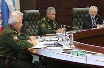 Шойгу назвал процент контрактников в армии