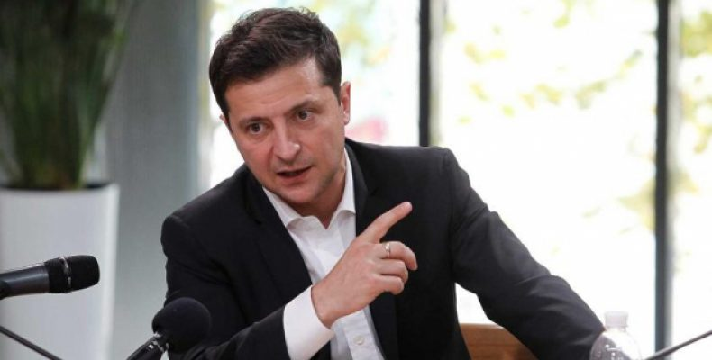 Политолог предсказал отказ Зеленского от президентства