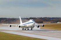 Самолет «Судного дня», поднятый США, напомнил о ядерной войне