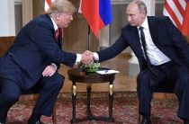 Путин опасно переиграл Трампа в Хельсинки
