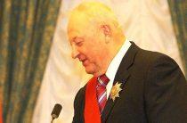 Экс-губернатор Свердловской области Эдуард Россель: «Зову дочку вернуться из Германии»