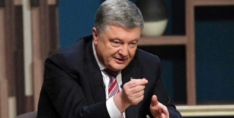 Украина потеряла Донбасс из-за поступка Порошенко