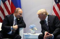 Лавров анонсировал встречу Владимира Путина и Дональда Трампа