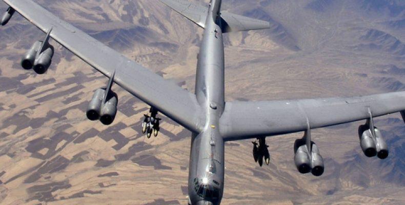 Американские бомбардировщики B-52 переведут на боевое дежурство впервые за 26 лет