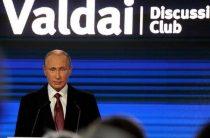 Путин приедет на Валдай как демоническая личность