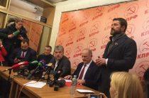 Усы Грудинина: как Зюганов и его кандидат оценили президентские выборы