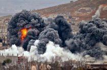 Израиль нанес удар по военному заводу в Сирии