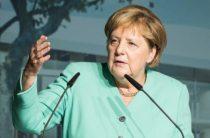 Меркель высказалась о снятии санкций на фоне подписания «формулы Штайнмайера»