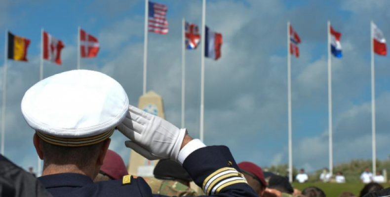 Празднование в Нормандии обойдется без Путина и Зеленского