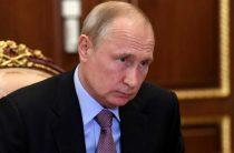 Путин показал тайную комнату в Кремле