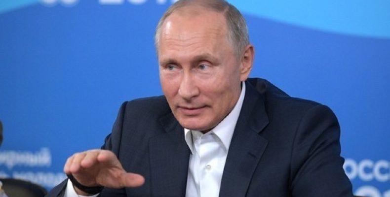 Путин: Россия не допустит резни в Донбассе