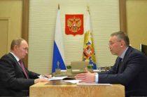Путин принял отставку главы Ненецкого автономного округа Игоря Кошина