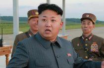 Ким Чен Ын похвастался ядерной кнопкой на столе
