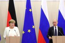 Названа истинная цель встречи Путина и Меркель