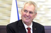 Президент Чехии в Москве пожаловался на «наглость» главы ДНР