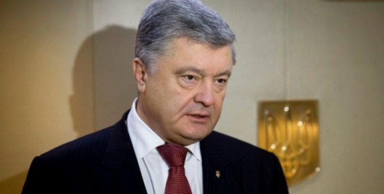 Порошенко вымаливает у Запада «азовские санкции»