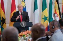 Белый дом: мир от хаоса удерживает Дональд Трамп