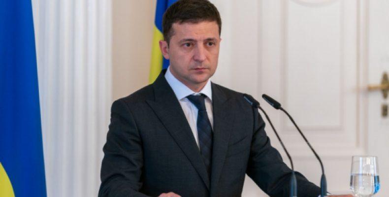 Зеленский выдвинул ультиматум Донбассу по отводу сил